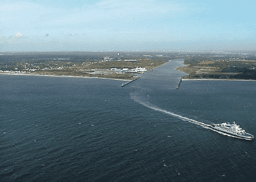 Cape May Inlet West