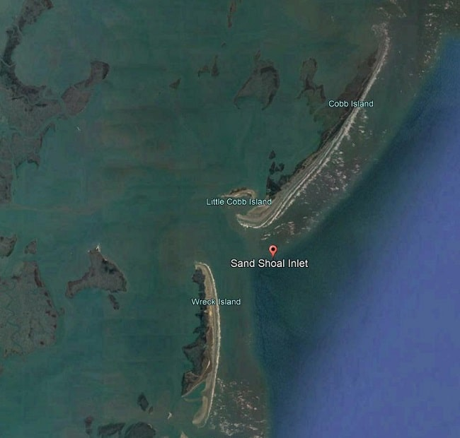 Sand Shoal Inlet