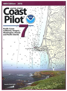 Coast Pilot for Navigating U.S. Waters
