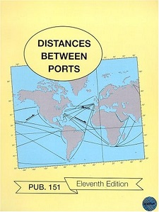 Distances Between World Ports