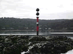 Isolated Danger Beacon