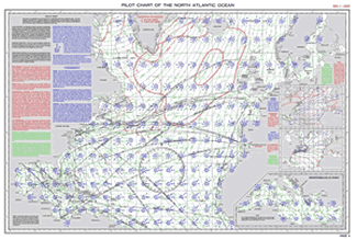 Pilot Charts of the Worlds Oceans
