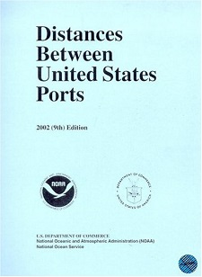 Distances Between U.S. Ports